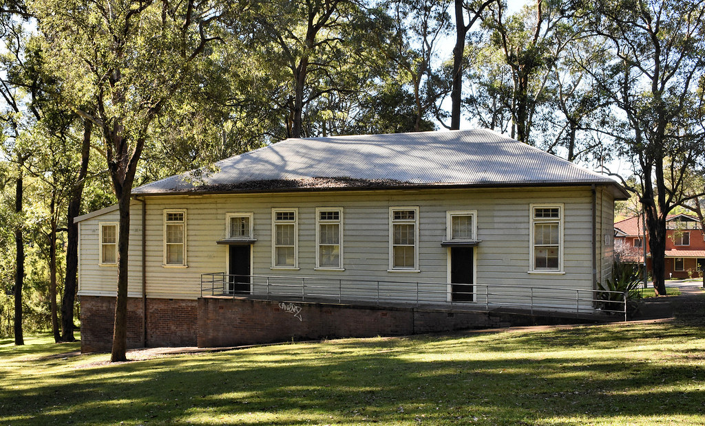Joseph Collingridge Hall, Normanhurst, Sydney, NSW.