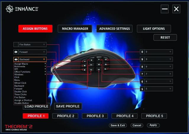 ENHANCE Theorem 2 Mouse Software Walkthrougha