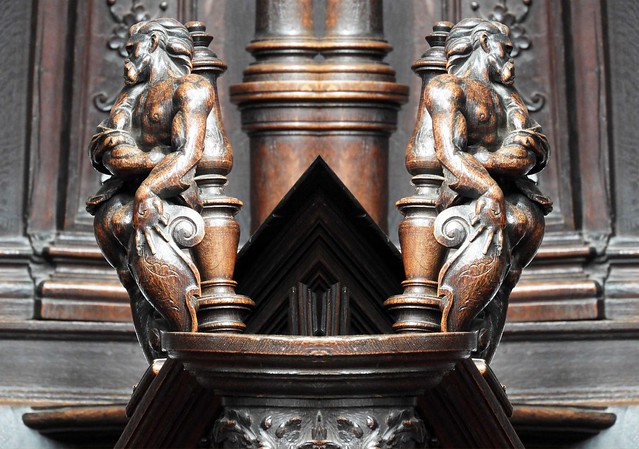 Mirror Image (43) - King's College Chapel, Cambridge