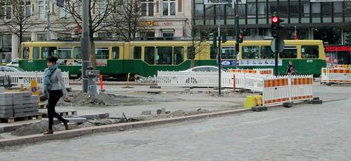 Tram, Helsinki