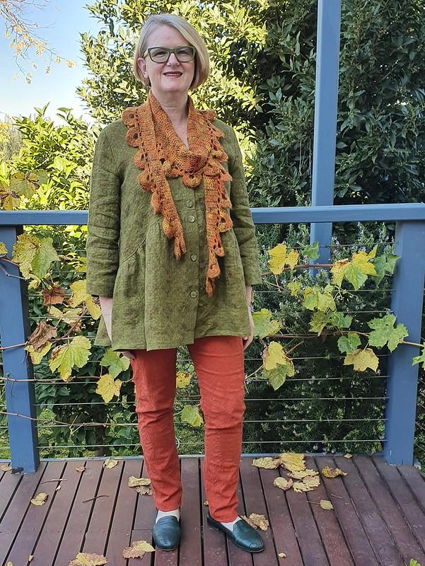Style Arc Jules woven tunic