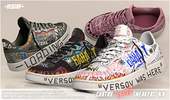 [ Versov //​ ] CORTOV LIMITED EDITION sneakers available at MAN CAVE