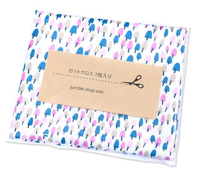 カットクロス Felicity Fabrics Burgess Field in Petunia 610005