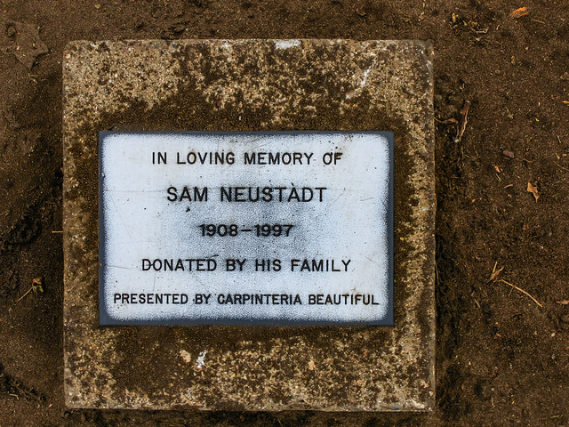 Sam Neustadt