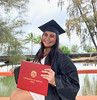 UH Hilo spring 2020 graduate Keakealani Pacheco