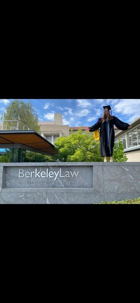 UC Berkeley – Graduation NP. – Nina Pouget