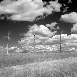 Three Turbines | by Desert Sun Images
