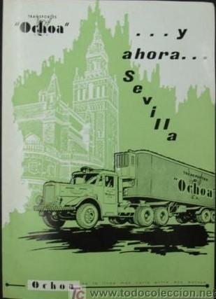 Transports Ochoa Publicitat