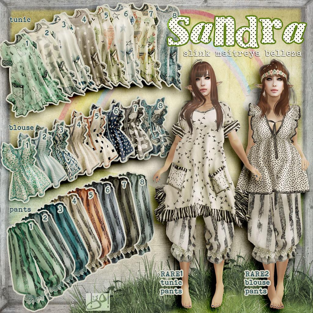 !gO! Sandra – Gacha Key
