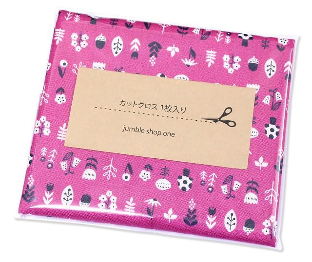カットクロス Felicity Fabrics Burgess Field in Petunia 610003