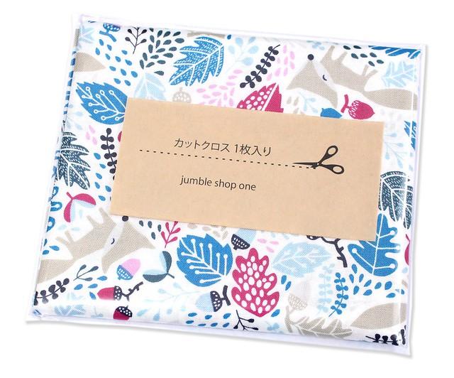 カットクロス Felicity Fabrics Burgess Field in Petunia 610002