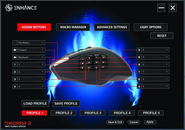 ENHANCE Theorem 2 Mouse Software Walkthrough