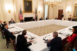 President Trump Participates in a Roundtable Meeting with Restaurant Executives and Industry Leaders | by The Trump White House Archived