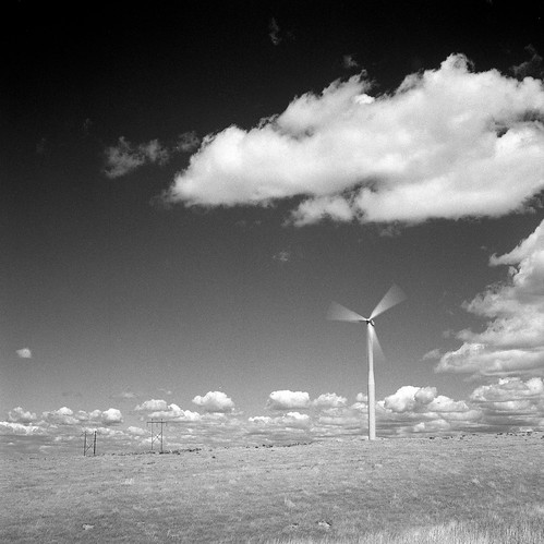 Wind Turbine | by Desert Sun Images