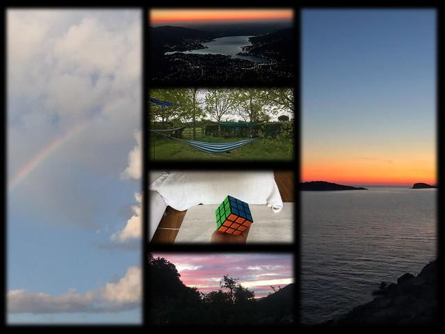 Calm collage 7