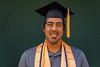 UH Maui College spring 2020 gradate John Kauwenaole