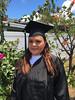 UH Maui College spring 2020 gradate Fallon Lacio
