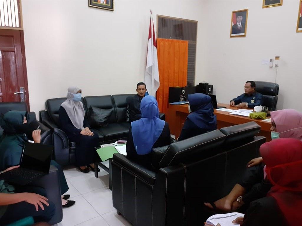 Rapat Tim SIPP PASei Rampah Sebagai Tindaklanjut Program 100 Hari KPTA Medan | (29/5)