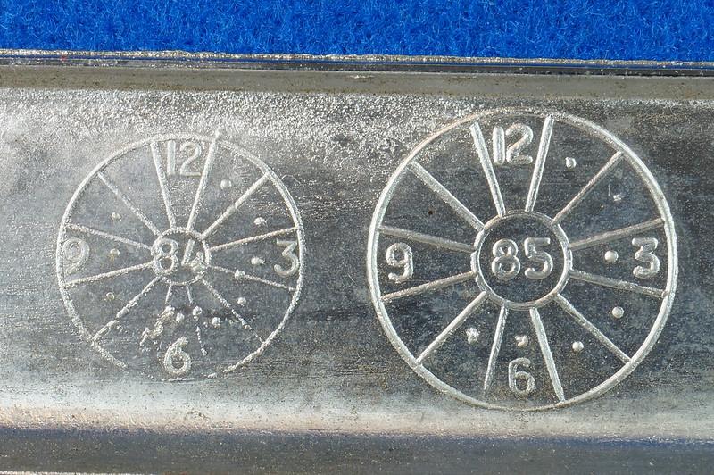 RD29938 Oldsmobile Club of America Vintage Metal License Plate Frame Tag Holder Olds DSC04741
