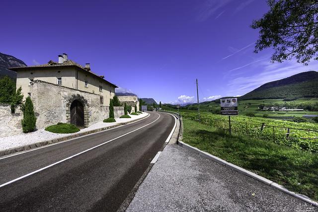 Caldaro sulla Strada del Vino - Alto Adige - Italia
