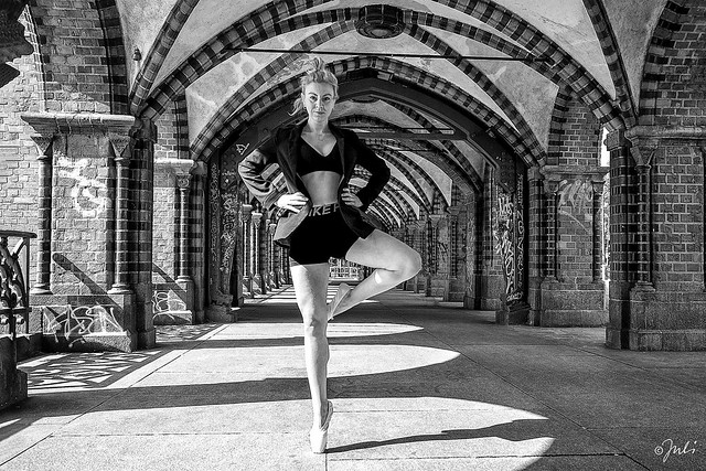 Modern Ballerina