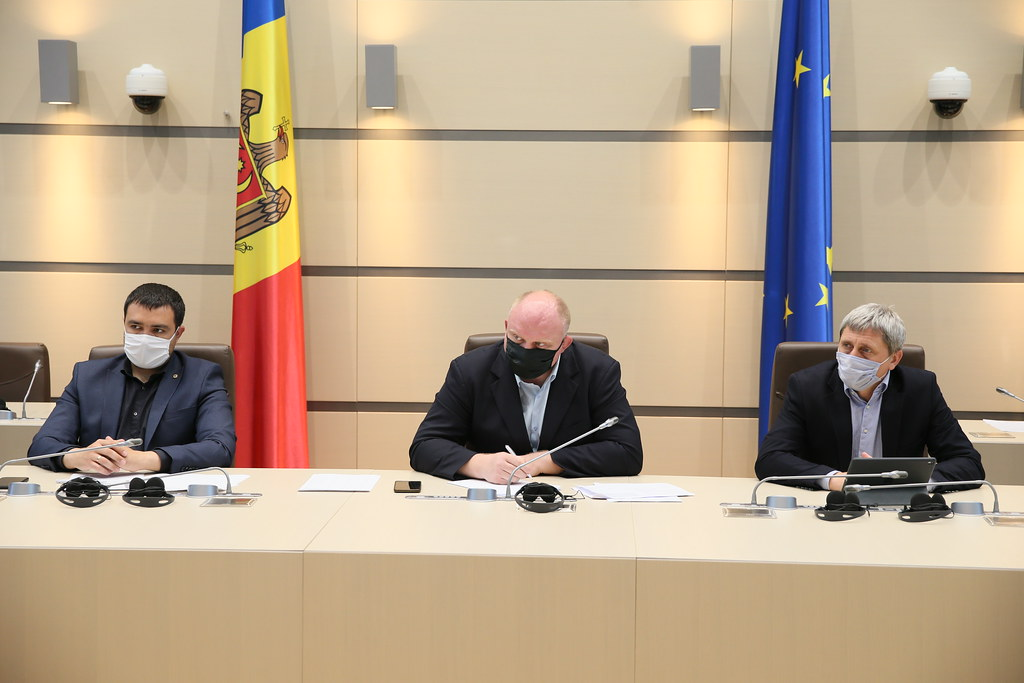 19.05.2020 Consultări publice desfășurate de Comisia juridică, numiri și imunități