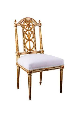 Casa Memoria  Carlos IV chairs