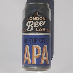 London Beer Lab Tip Top Citra APA (440 ml can)