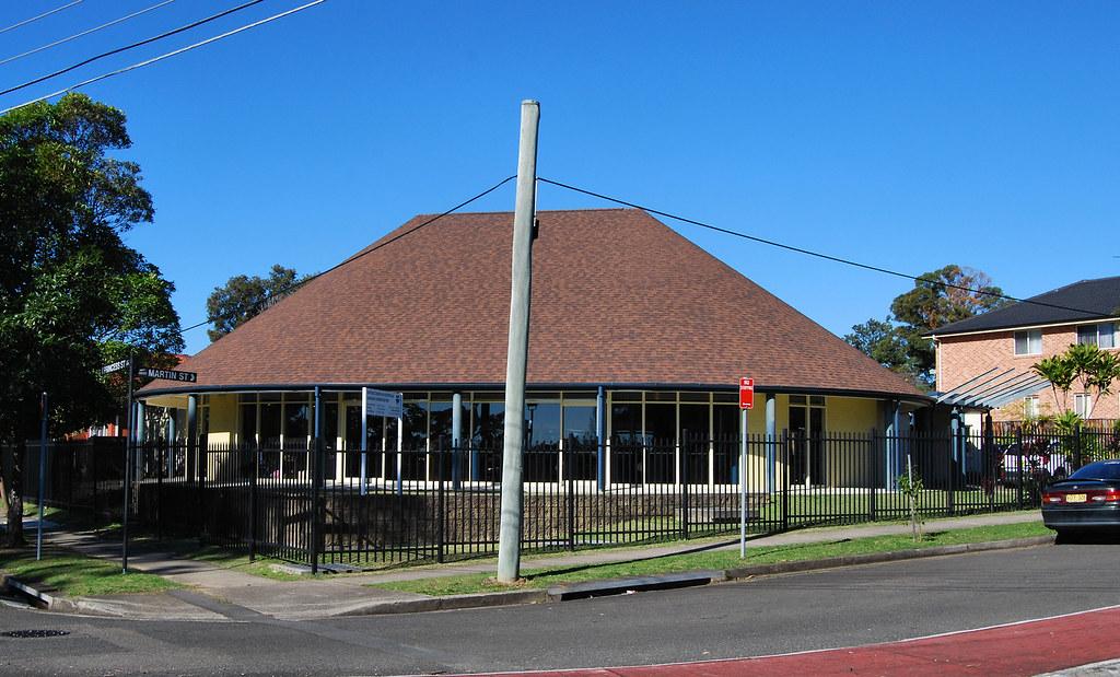Uniting Church, Lidcombe, Sydney, NSW.