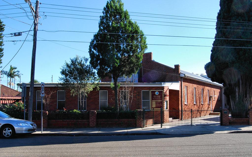 Slavic Pentecostal Church, Lidcombe, Sydney, NSW.