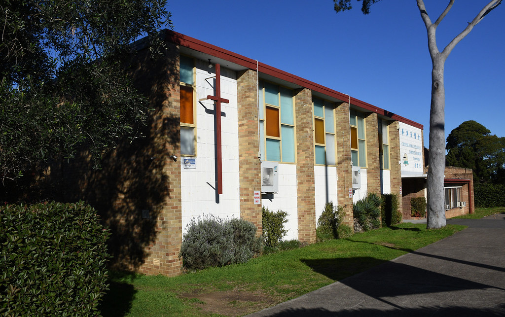 Chinese and Australian Baptist Church, Thornleigh, Sydney, NSW.