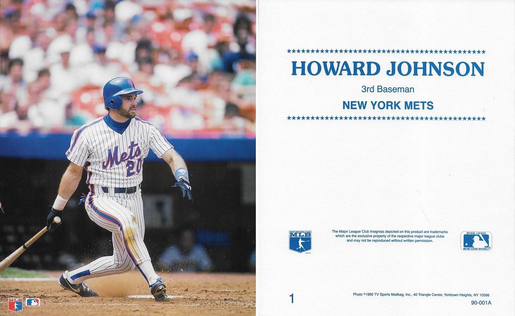 1990 TV Sports Mailbag - Johnson, Howard 001
