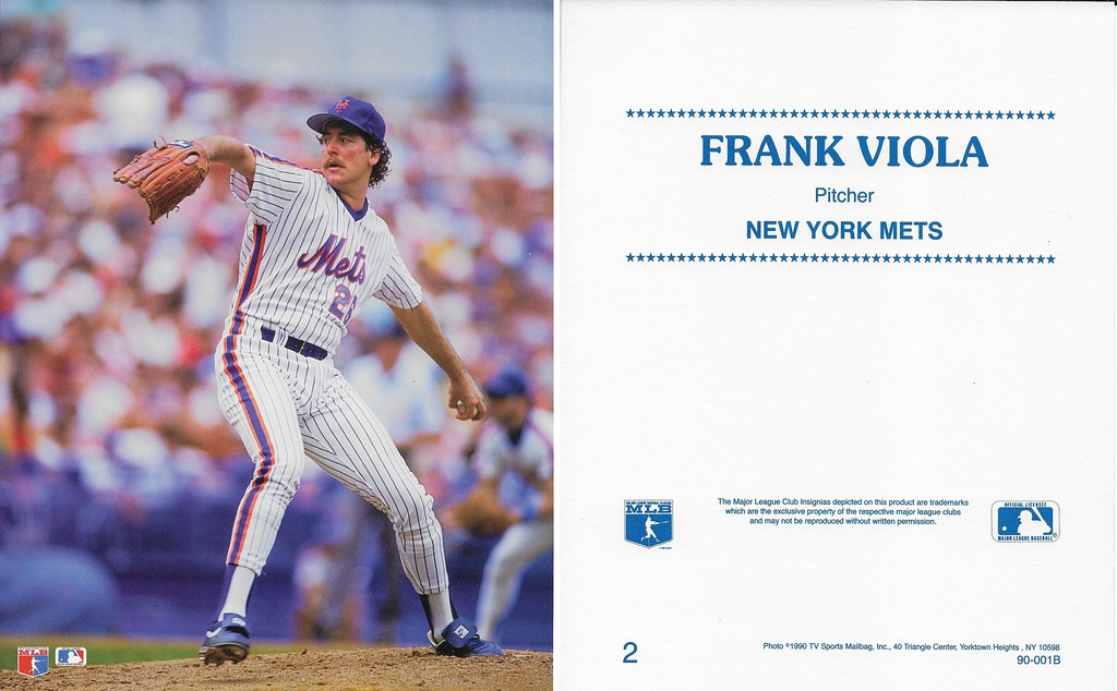 1990 TV Sports Mailbag - Viola, Frank 002