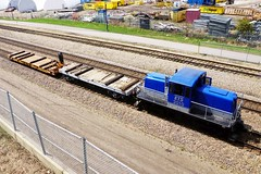 ETS 2010 With Empty Flat Cars