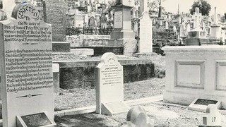 Graves of the military children - Toowong