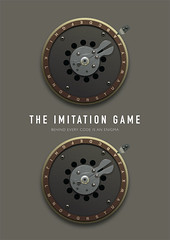 The Imitation Game - Alternative Movie Poster