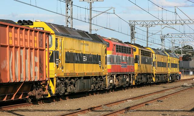 Victorian Coal train!