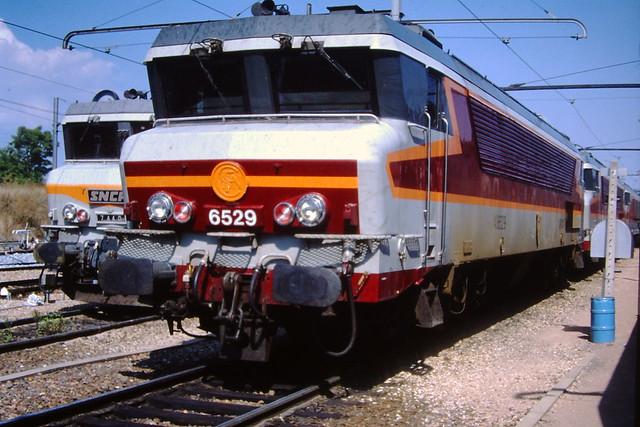 SNCF 6529 ISSOUDUN