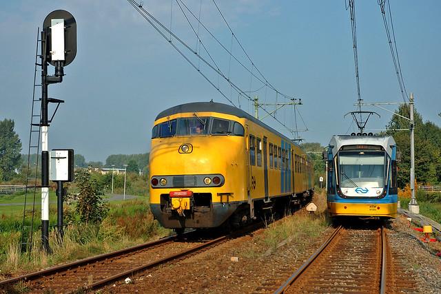 NS 531, HTM 6102 Alphen aan den Rijn 19 september 2009