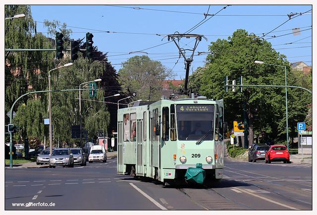 Tram Frankfurt(O) - 2020-07