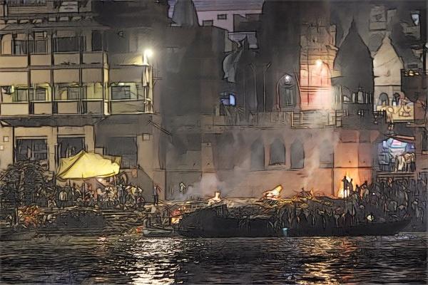 Varanasi_ManikarnikaGhat