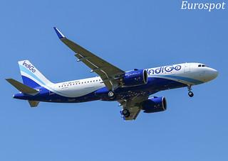 F-WWIA Airbus A320 Neo Indigo