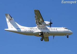 F-WWLT ATR72 EASY FLY