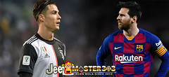 Klopp Sebut Ronaldo Pemain Ideal Namun Messi Lebih Istimewa