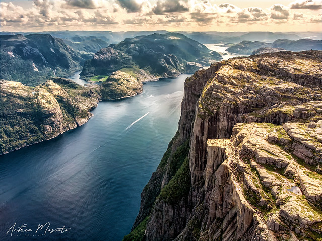 Preikestolen, The Pulpit Rock - Lysefjord (Norway)