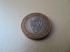 £2 Coin 2013 Anniversary of the Guinea