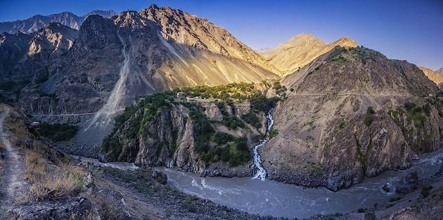 Poshkharv Tadzjikistan