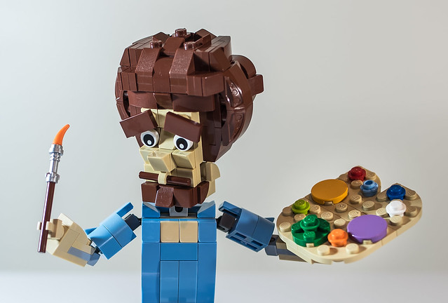 Bob Ross: The Joy of Painting – LEGO Ideas