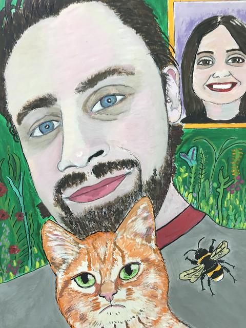 Ben the Bee Lover