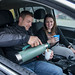 Historisk: Drive-in generalforsamling i Struer